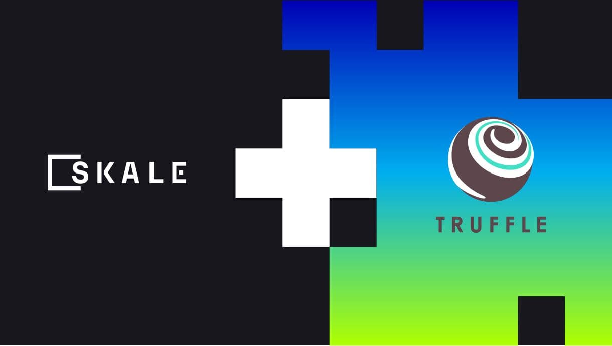 Truffle Box Now Available To Start Building Apps On The SKALE Network