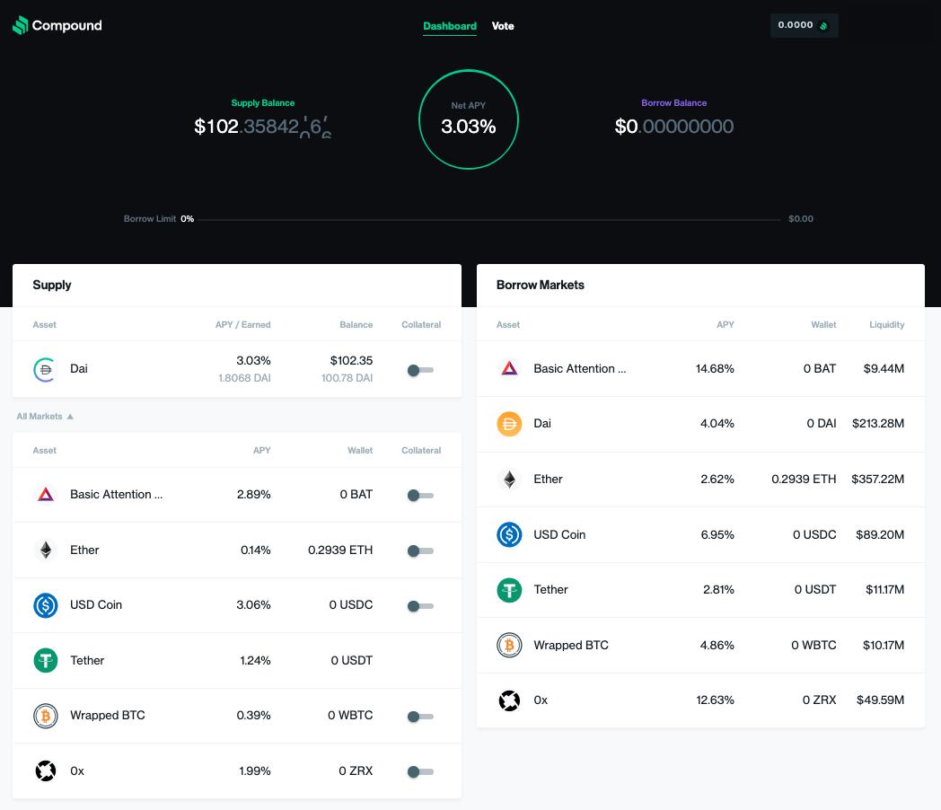 Blockchain for Decentralized Finance (DeFi) | ConsenSys