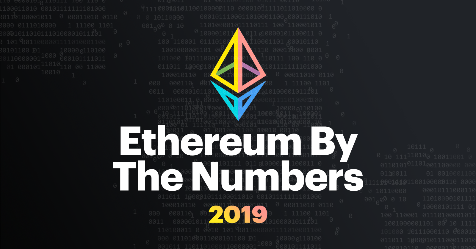 ethereum by the numbers 2019 featured