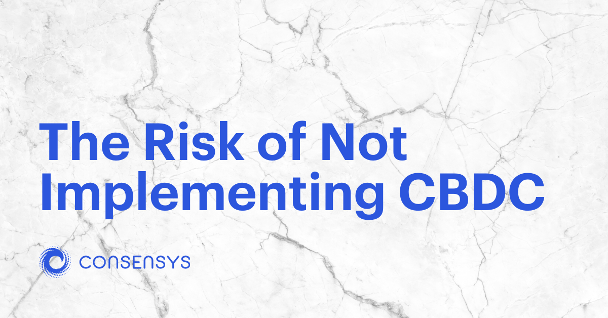 the risk of no cbdc featured